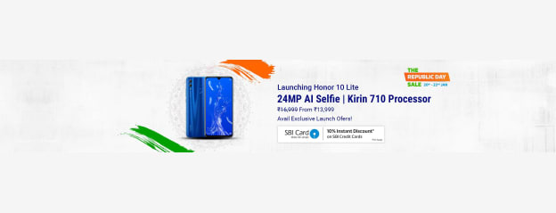 Honor 10 Lite - Buy Honor 10 Lite Online at Low Prices In India | Flipkart.com