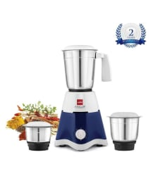 Cello Lifestyle 500 Watt 3 Jar Mixer Grinder
