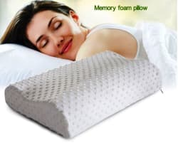 Sizzlacious Memory Foam Cervical Pillow - Free Size