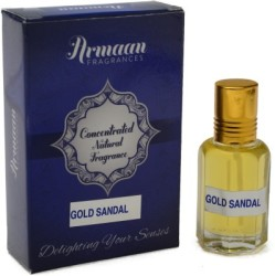 Armaan Gold Sandal Eau de Parfum - 10 ml For Men