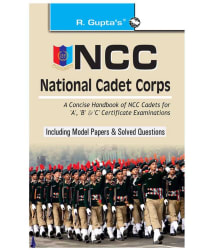 NCC: Handbook of NCC Cadets for A , B and C Certificate Examinations