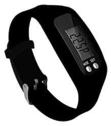 Digital Watch Fitness & Activity Tracker;Time;Step Counter;Calories;Distance