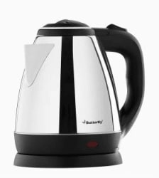 Butterfly EKN Electric Kettle 1.5 L, Black