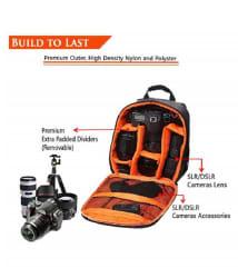 Lavaya DSLR Lens Backpack-Made In India 1 Camera Bag