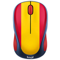 Logitech M238 Wireless Mouse (Spain)