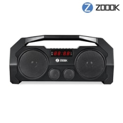 Zoook Rocker 32W Bluetooth Speaker (Boombox+, Black)