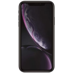 Apple iPhone XR (Black, 64 GB, 3 GB RAM)