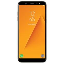 Samsung Galaxy A6 Plus (Gold, 64 GB, 4 GB RAM)