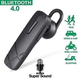 STONX Bluetooth Headset - Black