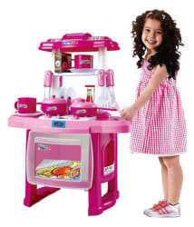 Samaaya Attribute Kitchen Set For Kids