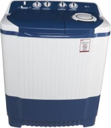LG 7 kg Semi Automatic Top Load Washing Machine Blue P8071N3FA
