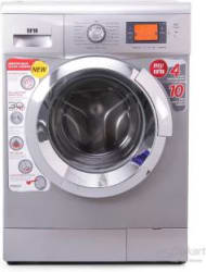IFB 8 kg Fully Automatic Front Load Washing Machine with In-built Heater Silver(Senator Aqua SX)