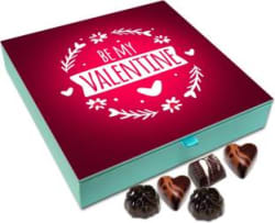 Chocholik Valentines Day Gift Box - Youre Extra Special to Me Belgium Chocolate Box - 9pc Truffles(108 g)
