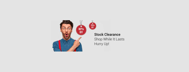 Stockclearance Store Online - Buy Stockclearance Online at Best Price in India