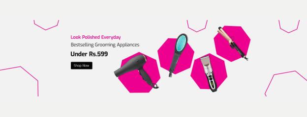 Bestselling Grooming Appliances