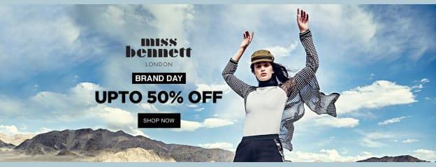 Miss Bennett - Buy Miss Bennett Online in India - Jabong