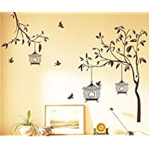 Wall stickers starting at INR 109