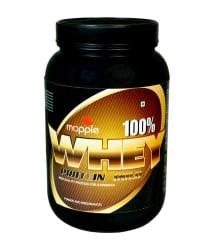 GRF Ayurveda Whey Protein Gold Protein Supplement - 300 Gms