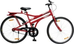 HERCULES Impulso RF 26 T Mountain Cycle Single Speed, Red