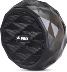 F&D W-3 Bluetooth Speaker Black, Mono Channel