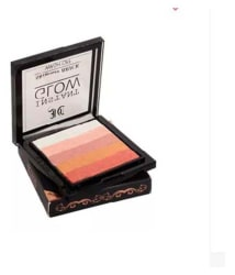 Incolor Instant Glow Shimmer Brick Highlighter 07 4 gm