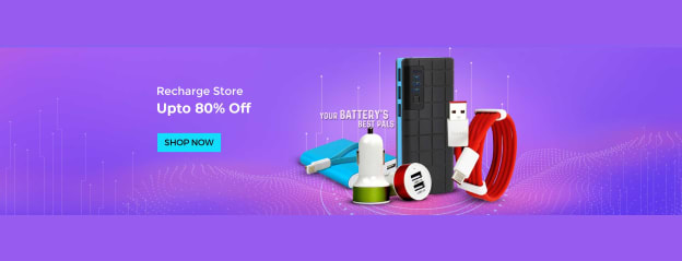 Recharge Store