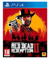 Red Dead Redemption 2 ps4 standard edition ( PS4 )