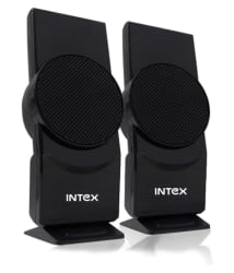 Intex USB candy - 360U 2.0 Multimedia Speakers - Black
