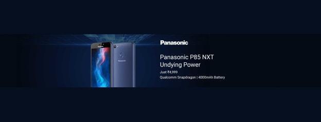 Panasonic P85 NXT ( 16 GB ROM, 2 GB RAM ) Online at Best Price On Flipkart.com