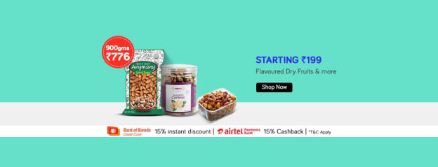 Dry Fruits Store