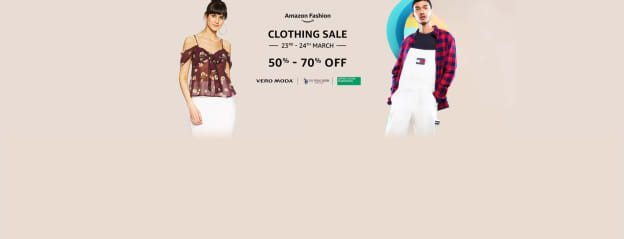 Clothing : Weekend Sale: Clothing & Accessories