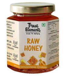 True Elements Forest Honey Raw 350