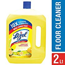 Minimum 15% Off on Household Cleaning Essentials