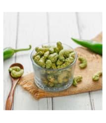 FabBox Super Nuts Roasted Cashew nut (Kaju) Green Chilli 140 gm