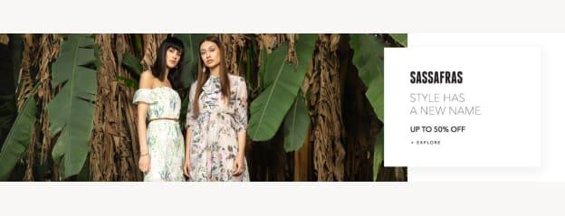 Sassafras Online Store - Buy Sassafras Products Online in India - Myntra