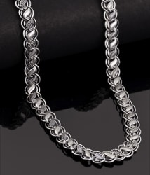 Dare by Voylla Linking Laureate Cuban Link Design Chain