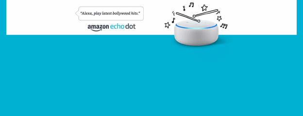 All-new Echo Dot (3rd Gen) - Smart speaker with Alexa (White): Kindle Store