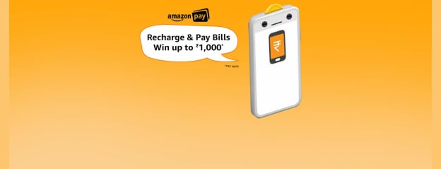 Bill Payments - Pay electricity, postpaid, broadband, landline & gas bills on Amazon.in @ Amazon.in