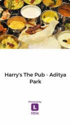 Harry s The Pub - Aditya Park : 30% Off on Pub Meal at Harry s Pub