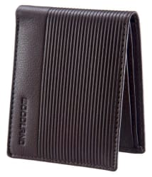 Wood Land Leather Brown Fashion Regular Wallet: Buy Online at Low Price in India - Snapdeal