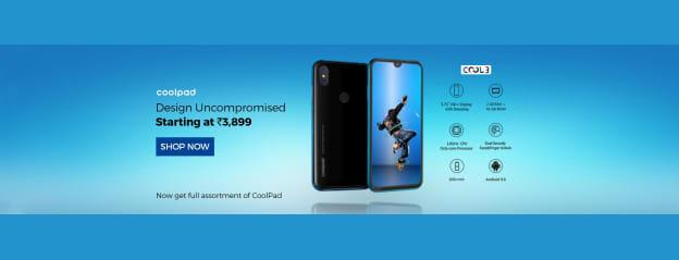 CoolPad SmartPhones