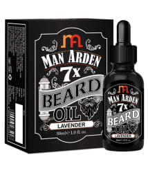 Man Arden 7x Beard Oil Lavender 30 ml