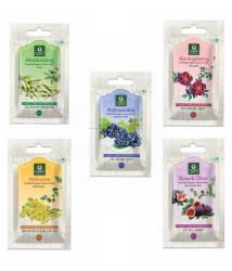 Organic Harvest Face Mask Masks 100 gm Pack of 5