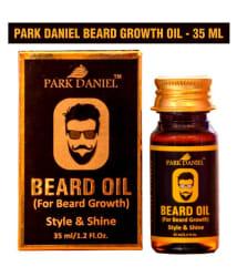 Park Daniel Premium Beard Oil For Growth 35 ml