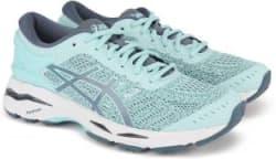 Asics GEL-KAYANO 24 Running Shoes For Women(Blue)