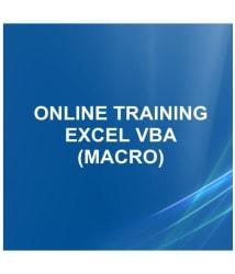 I Turn Institute Online Excel VBA - Macro Training Online Study Material