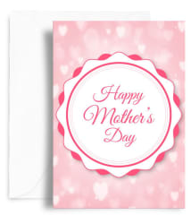 GIFTICS Mothers Day Greeting Card - GC-00208