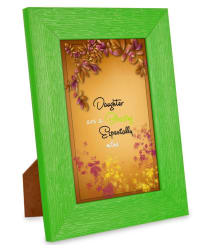 Happy Daughter Day Quotation Frame