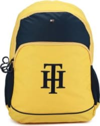 Tommy Hilfiger ACADIA 34.056 L Backpack Blue, Yellow