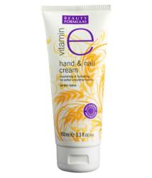 Beauty Formulas Vitamin E Vitamin E Hand & Nail Cream Hand Cream 100 ml